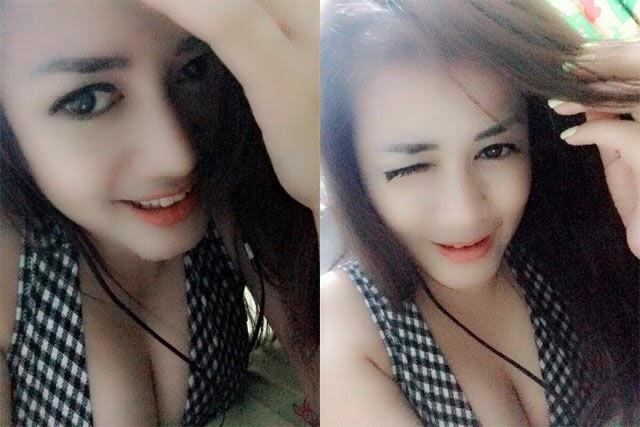Foto Hot Si Cantik Bertubuh Seksi 'Rere Gocing'