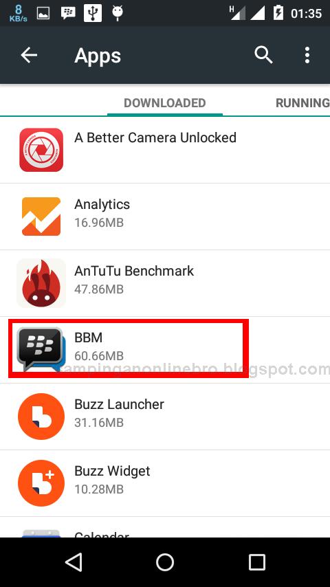 Cara Gratis Membuat PIN Cantik BBM Di Android Dan Iphone