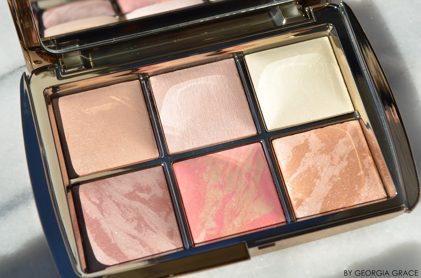 hourglass ambient lighting edit swatches review fotd. Black Bedroom Furniture Sets. Home Design Ideas