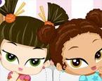 Bebek Brazt Kızları