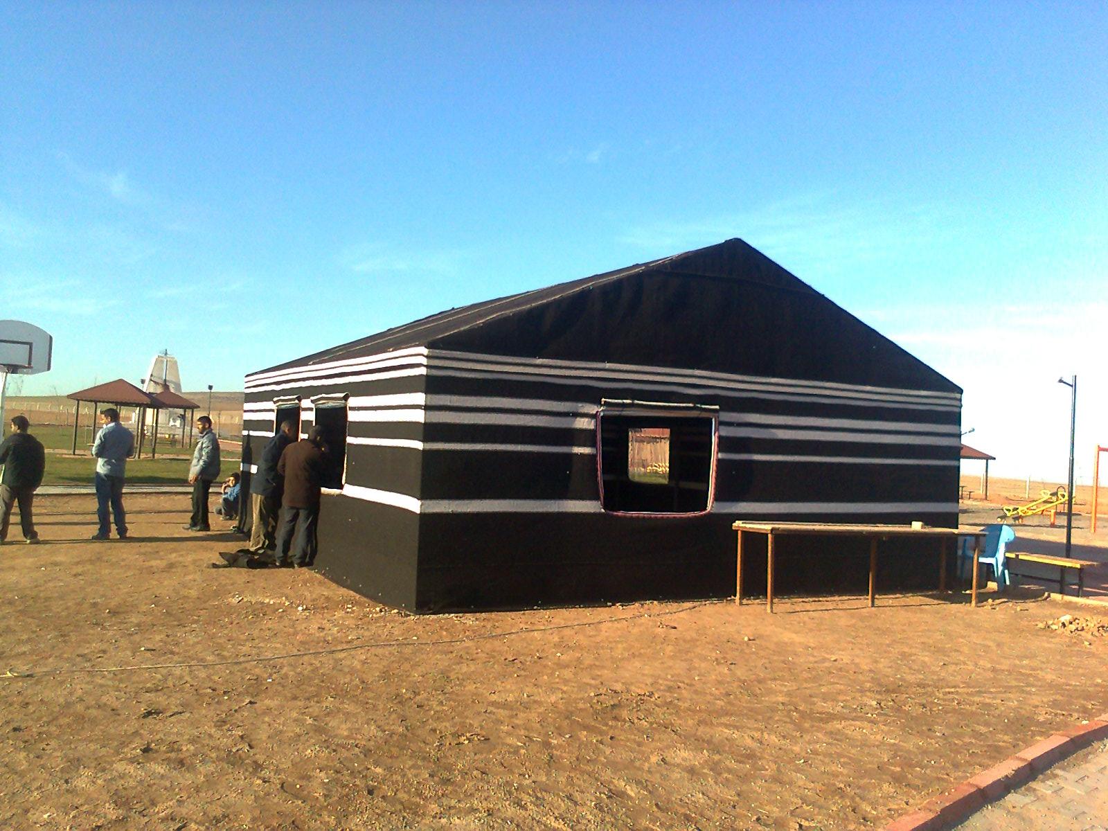 Otağ tipi çadır modelimiz