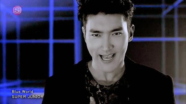 Super Junior Siwon Blue World