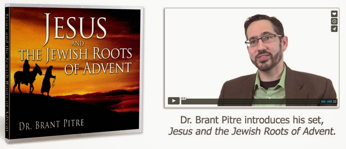http://store.catholicproductions.com/jesus-and-the-jewish-roots-of-advent-cd/