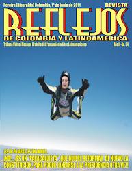 """SALIO Revista """"REFLEJOS DE COLOMBIA Y LATINOAMERICA N° 34"""""""