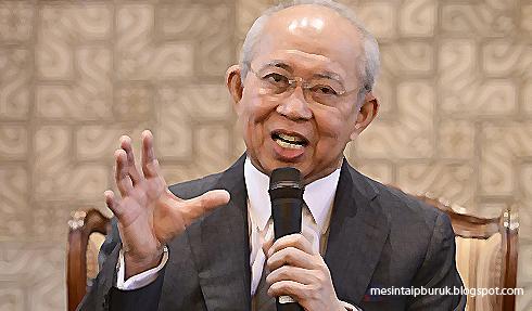 Cerita Ku Li jadi PM kembali hangat... Letak syarat ketat kepada pembangkang