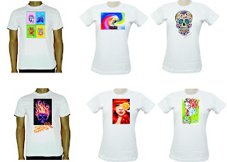 Camisetas Gifer by Santos
