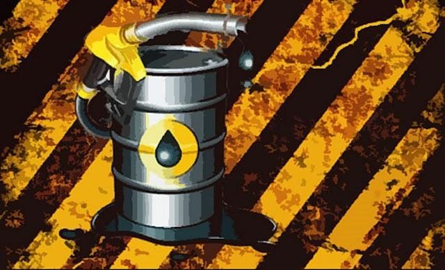 Robo de hidrocarburo