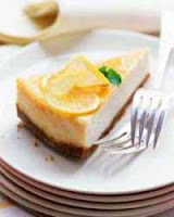 Weight Loss Recipes : Citrus Cheesecake