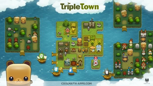 Cool Math Apps - Triple Town