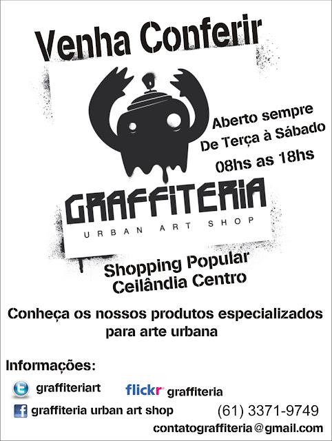 Graffiteria Urban Art Shop
