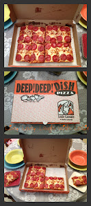 ♥Little Caesars DEEP! DEEP! Dish Pizza ($10 Little Caesars Gift Card) Giveaway!
