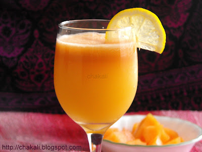healthy juice recipe, cantaloupe juice, musk melon juice, fruit juice recipe