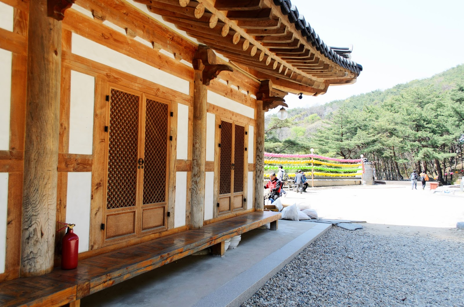 Korean temples