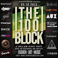 The 100 Block