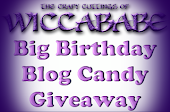 WiccaBabe Letraset Birthday Giveaway!