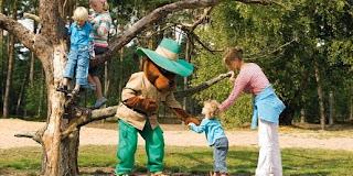 Urlaub im Ferienpark mit Kindern