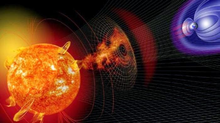 Foto NASA Gerhana Matahari Total 2015