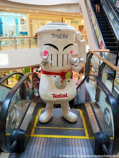 Tefal in Bangkok