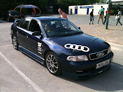 audi a4 b5. this is my dads car. Posted by Benjamin bigleypope at 16:36
