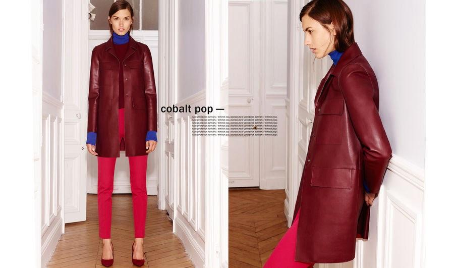Nowa kolekcja Zara – jesień zima 2014/2015
