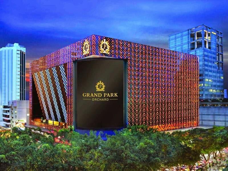 新加坡君楽酒店 (Grand Park Orchard)