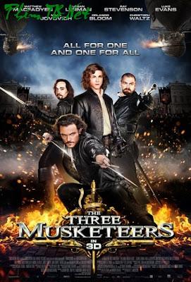 Ba Chàng Lính Ngự Lâm - The Three Musketeers