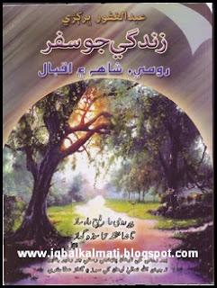 Zindagi Jo Safar by Abdul Ghafoor Bhurgri