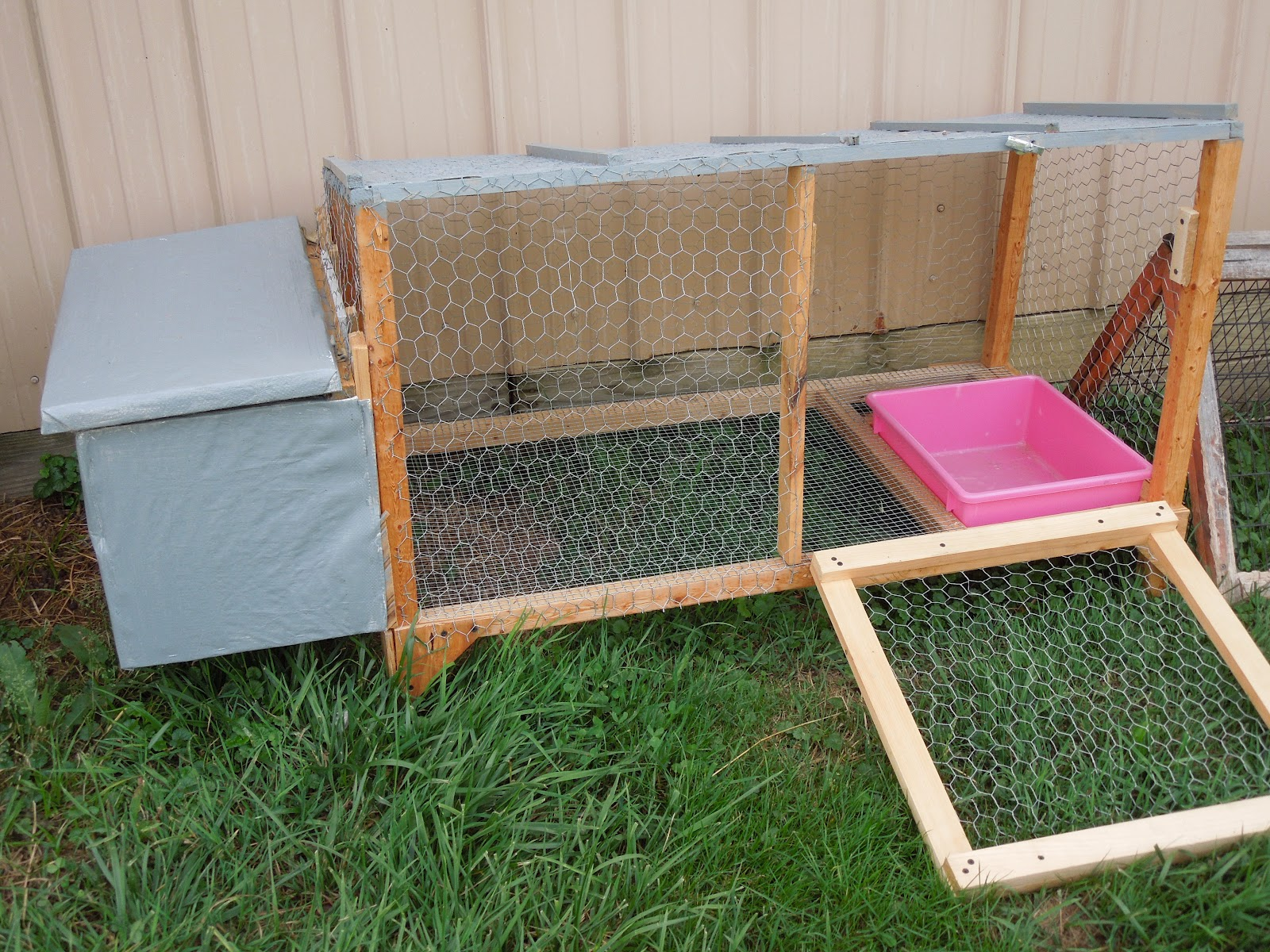 duck cages how to build