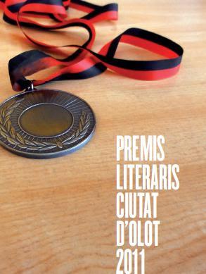 Premis Literaris Ciutat d'Olot 2011