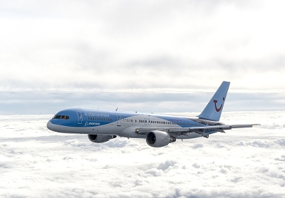 757 ecoDemonstrator tests non-stick wing coatings to improve fuel efficiency