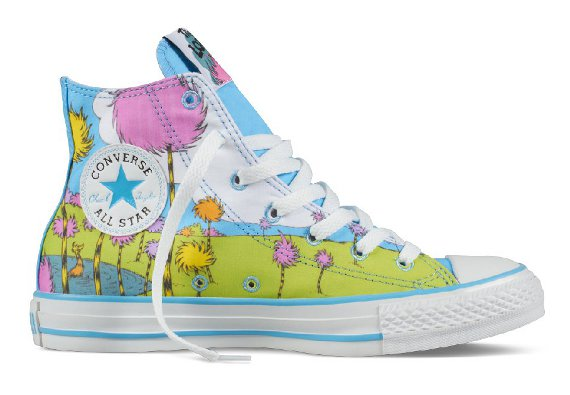 dr seuss x converse chuck taylor all star the lorax auto