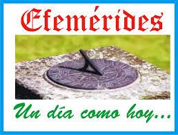 TRABAJO DE EFEMÉRIDES DE LA ESC. Nº 16 DE CONCEPCIÓN DEL URUGUAY