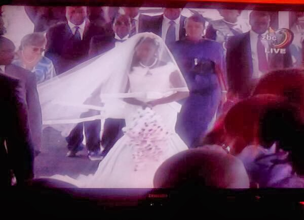 BONA MUGABE WEDDING : THE FIRST PICS newsdzeZimbabweNewsdzeZimbabwe