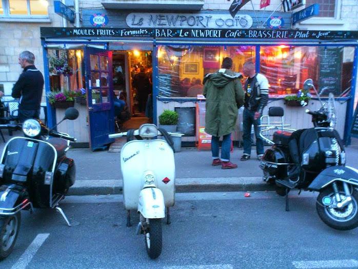 Virée des Faubourgs Caen 1er juin 2013