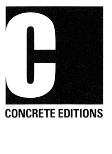 CONCRETE EDITIONS