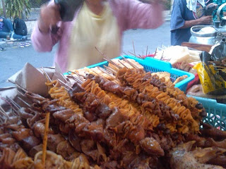 Wisata Kuliner Jalanan Khas Yogyakarta