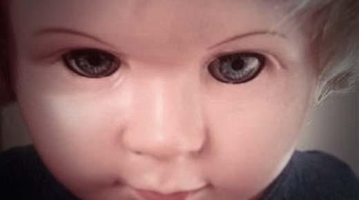 Mira bajo su propio riesgo: muñeca provoca náuseas y dolores en el pecho a las personas que la ven