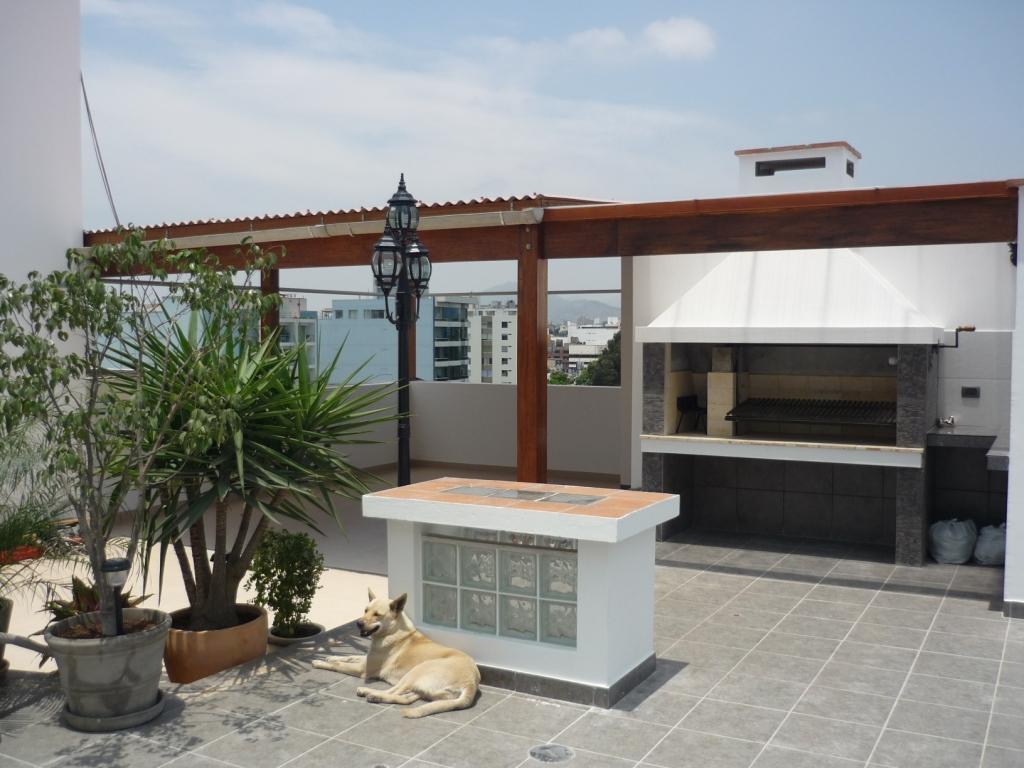 Trafull construcciones remodelaci n de azoteas - Terrazas en azoteas ...