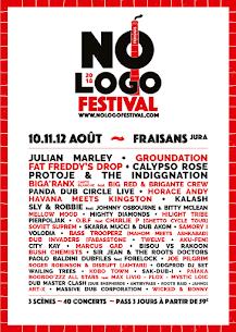 et pour finir le NO LOGO Festival