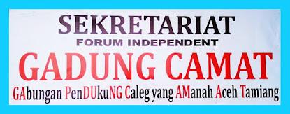 FORUM GADUNG CAMAT