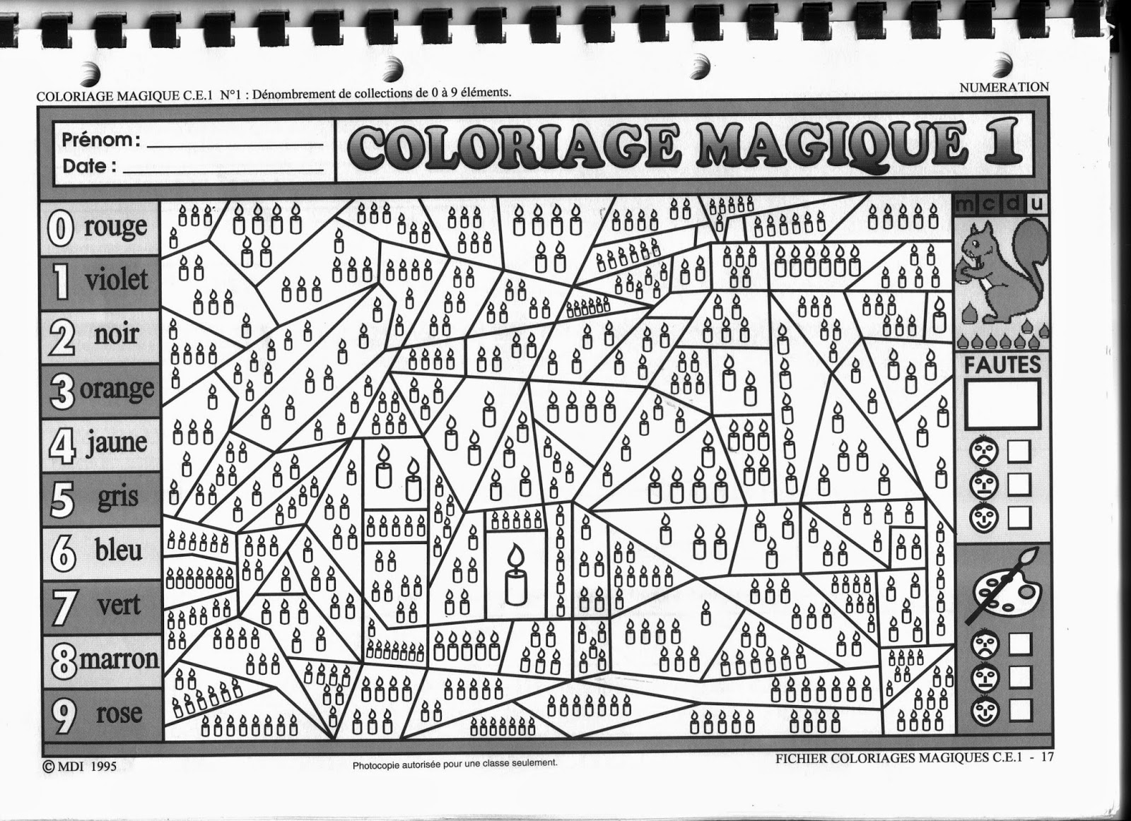 Pin Coloriage-magique-calcul-difficile-prince On Pinterest