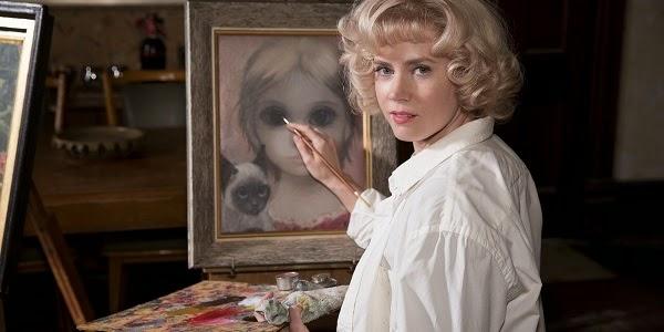 Amy Adams em GRANDES OLHOS (Big Eyes)