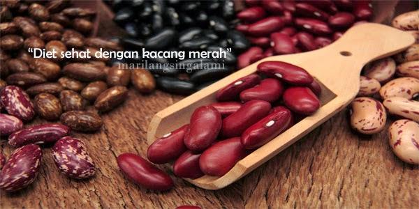 Tips dan Cara Diet Sehat dengan Kacang Merah