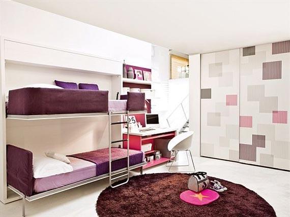 Decoracion dormitorios adolescentes modernos – dabcre.com