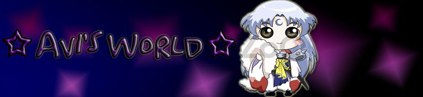 ☆ Avi's world  ☆
