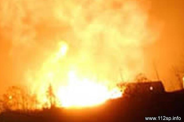 Сообщение о возгорании в ЗАО «Самотовино» поступило 30 октября в 0:53.