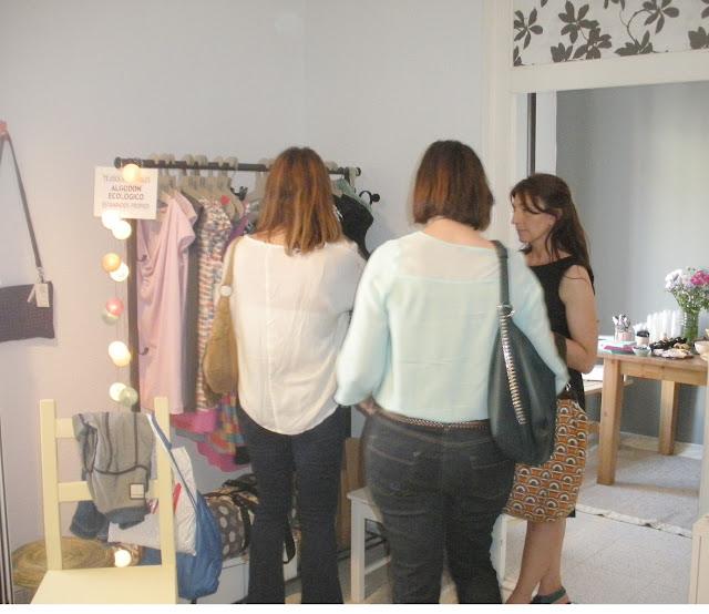 presentacion atelier crisb, ateier crisb, crisb, moda sostenible, zaragoza