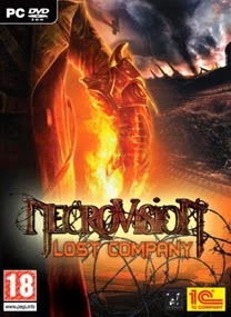 necrovision lost company pc cover NecrovisioN: Lost Company RELOADED