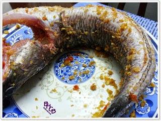 Cách làm cá lóc ướp sả ớt nướng giấy bạc 1
