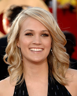 Top Carrie Underwood Hairstyles